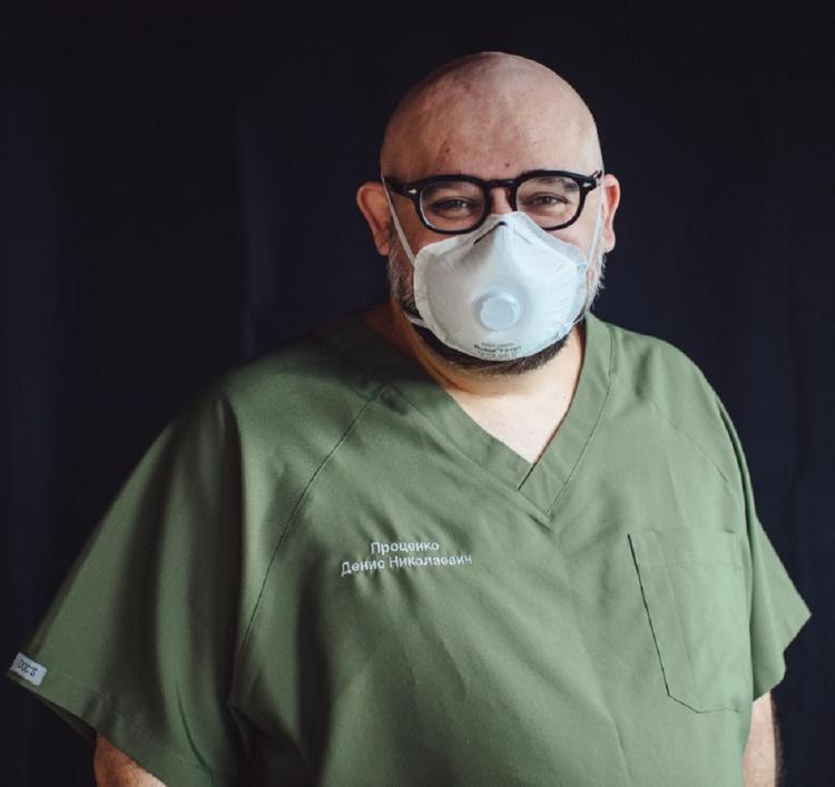 Директор  НИИ Склифосовского   сообщил о самочувствии главврача больницы в Коммунарке