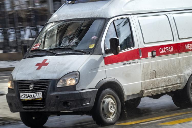 В Москве на дороге высадили мужчину со смертельным ранением