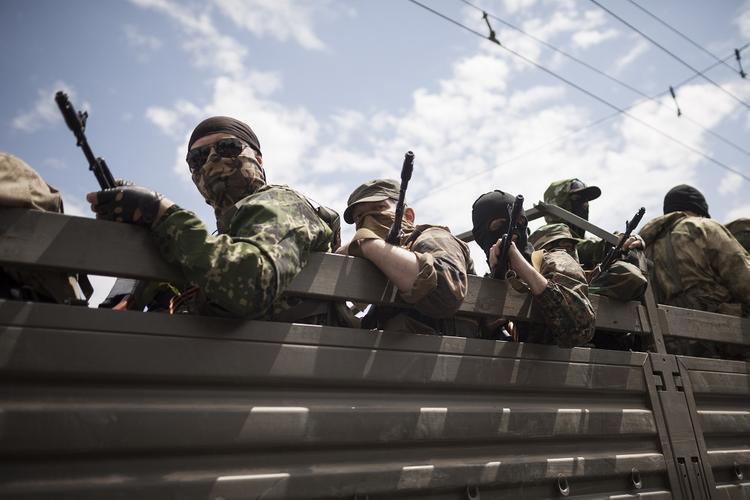 Экс-командир ДНР объяснил невозможность захвата ополчением Левобережной Украины