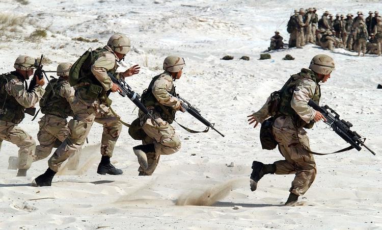 Военных США атаковали неизвестные боевики в Сирии