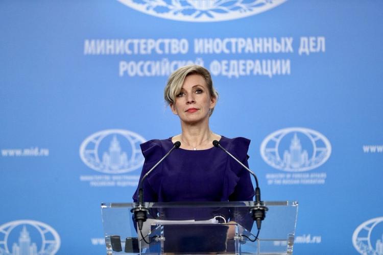 Захарова прокомментировала обвинения в адрес РФ в распространении фейков о COVID-19