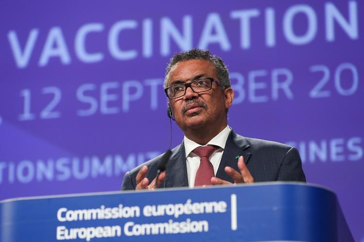 Гендиректор ВОЗ назвал «единственную возможность» одолеть пандемию COVID-19