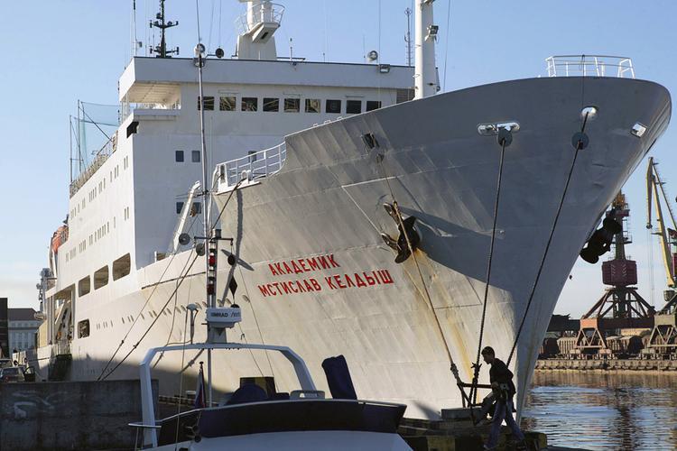 Как разваливают научный флот России