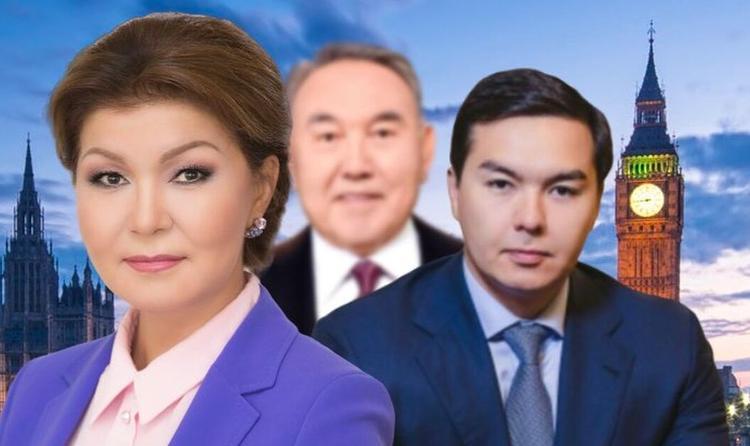 Лондонский суд снял арест с недвижимости на 85 миллионов евро дочери и внука Назарбаева