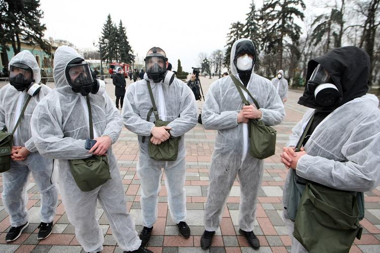 Экс-депутат Верховной Рады предрек возможный распад Украины из-за коронавируса