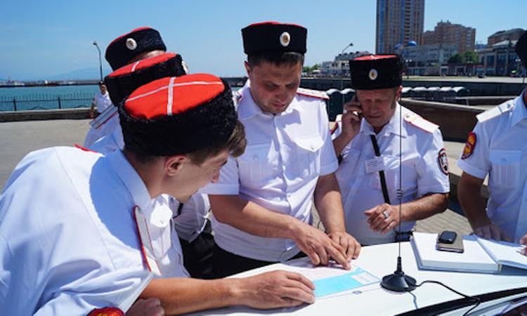 Набережные и пляжи  Крыма  будут патрулировать казаки