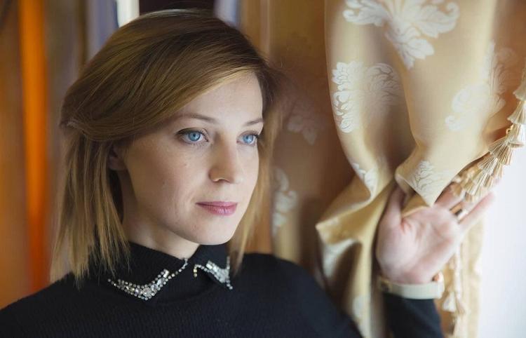 Поклонская обвинила в трусости обсудившего ее с Невзоровым украинского журналиста Гордона