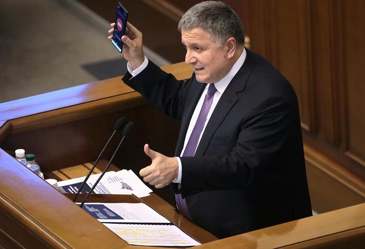 Замглавы МВД Украины заявил о планах «завербованного ФСБ» генерала СБУ убить Авакова