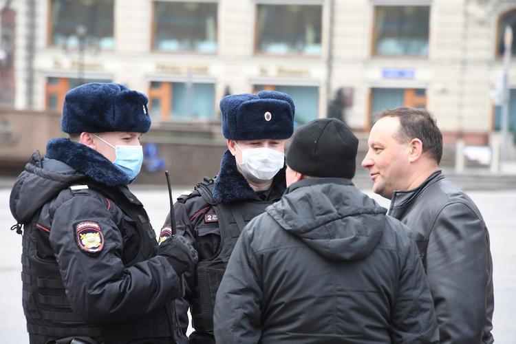 Полномочия сотрудников полиции планируют расширить
