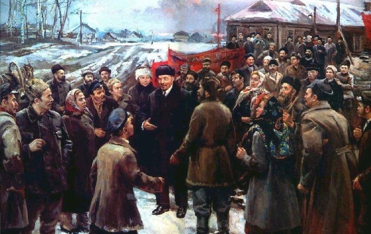 Саморазоблачение Ленина