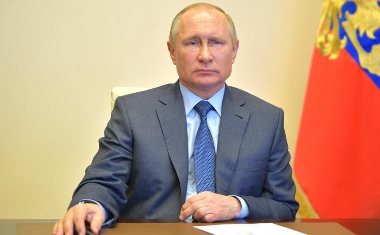 Путин обсудил с Меркель  актуальные  темы:  борьбу с пандемией коронавируса и Украину