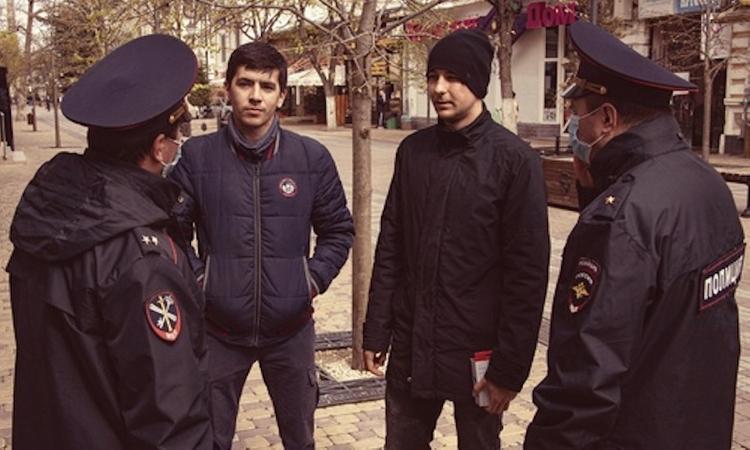 В Крыму растёт количество оштрафованных