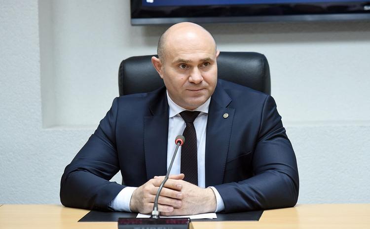 Глава МВД Молдавии заразился коронавирусом