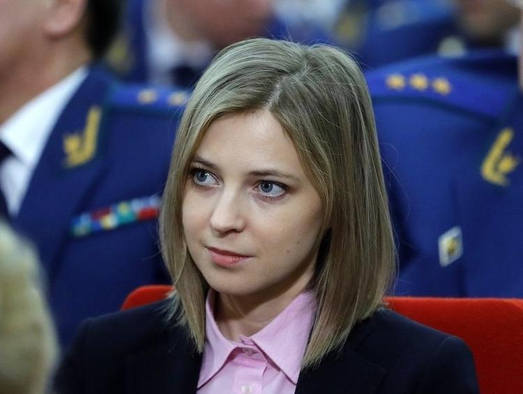 Наталья Поклонская встала на защиту Никиты Михалкова