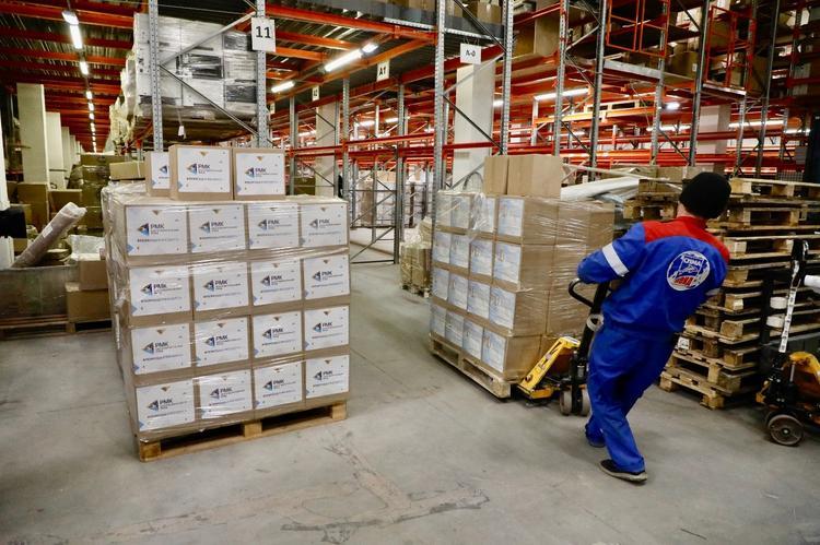 Жителям Челябинской области доставят продуктовые наборы от благотворителей