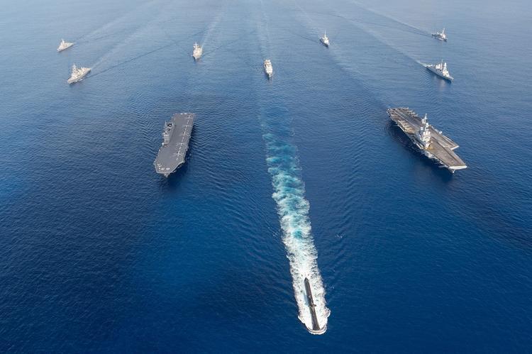 Sohu вычислило возможное место начала Третьей мировой с участием США и России