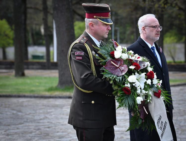Как в Латвии отмечается годовщина окончания Второй мировой войны