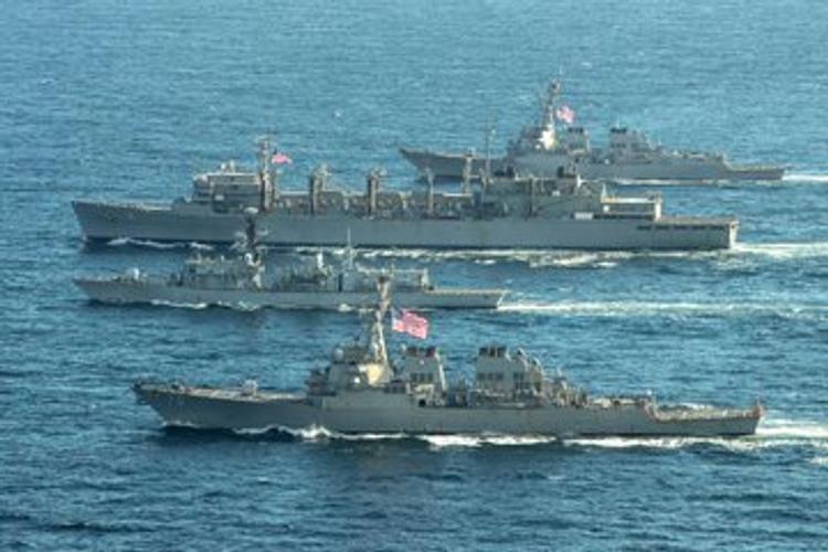 Пушков оценил заход кораблей ВМС США и Британии в Баренцево море: «НАТО подчеркивает свою бессмысленность»