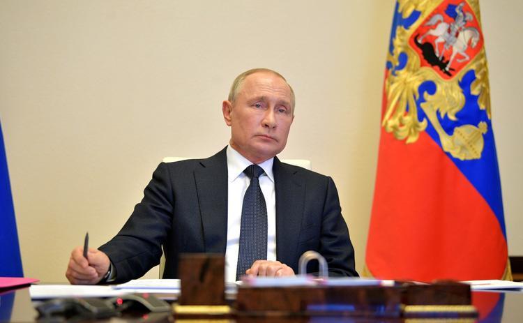 Путин ответил на вопрос журналиста о  российской национальной  идее:  «Патриотизм»