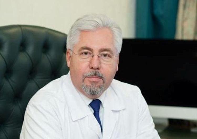 Брат Малышевой - главврач Боткинской больницы заразился коронавирусом