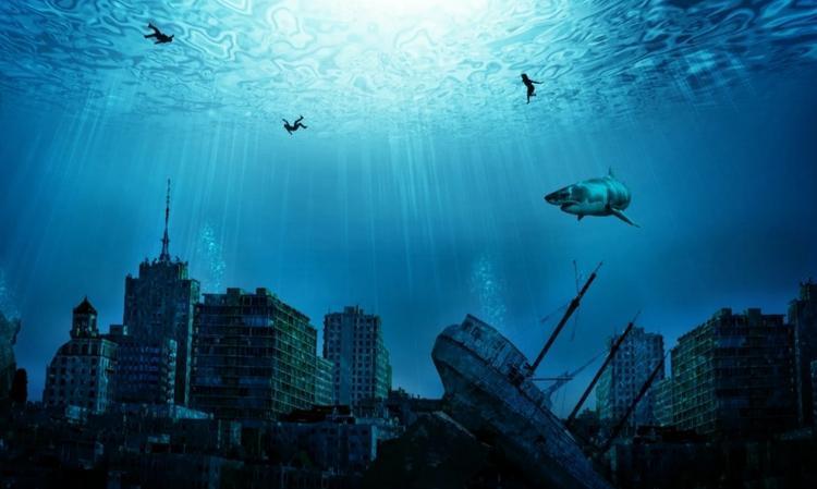 Уходим, уходим, уходим. Учёные предупреждают что прибрежные города могут оказаться под водой