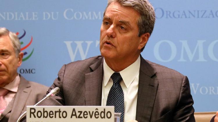 Генеральный директор ВТО досрочно уйдет в отставку