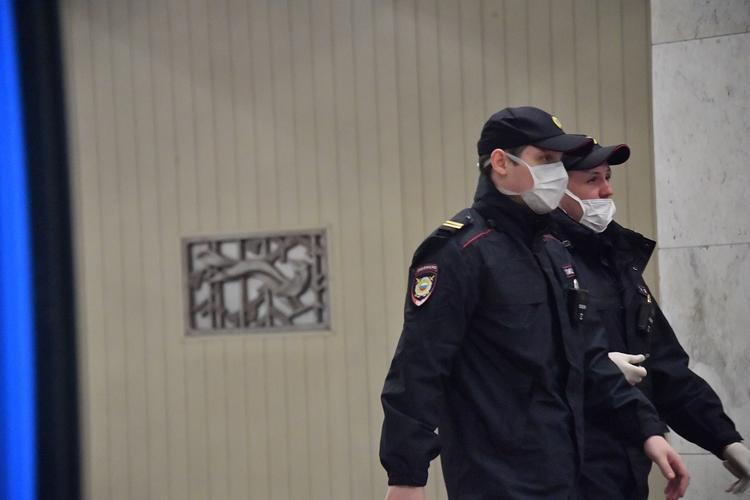 В МВД назвали размер штрафа за отказ пройти тест при подозрении на коронавирус