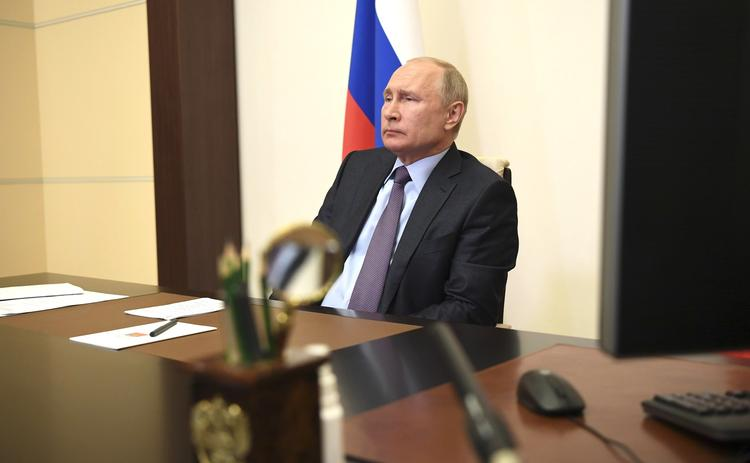 Путин оценил роль науки, благодаря которой у России имеется высокотехнологичное вооружение