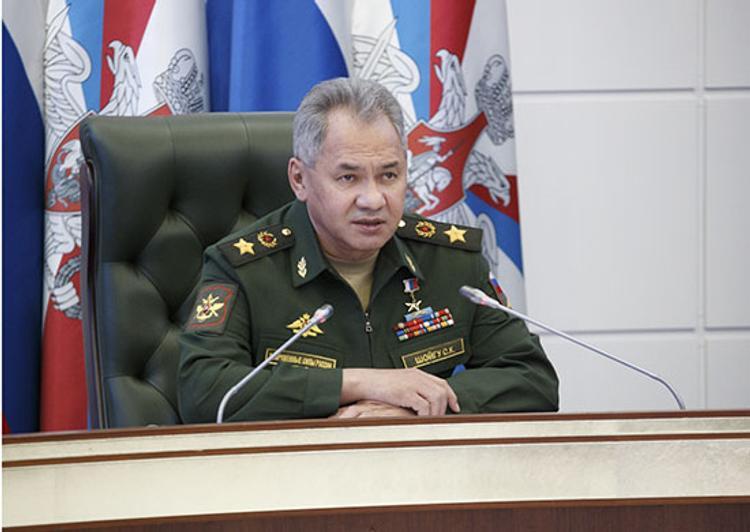 Шойгу поздравляют с 65-летием.  Путин подписал указ о награждении главы Минобороны орденом