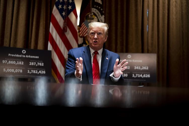 The New York Times: завтра Дональд Трамп объявит России о выходе из Договора по открытому небу