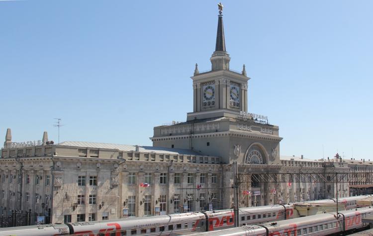 На волгоградских вокзалах проведена повторная дезинфекция