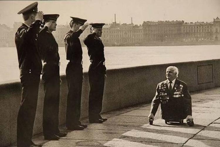 О судьбах ветеранов-инвалидов в СССР