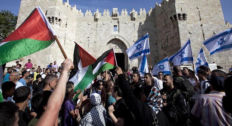 При помощи США у Палестины отберут часть территории для Израиля