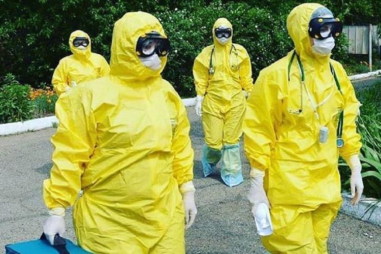 Крупный очаг заражения коронавирусом выявили в Ростовской области