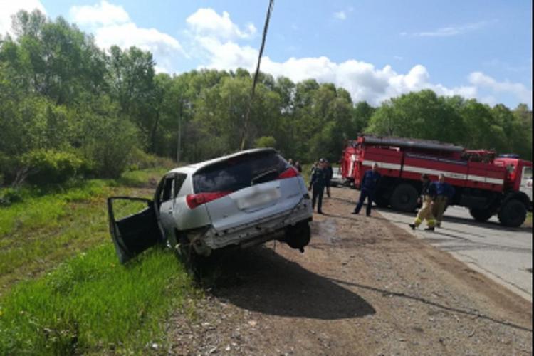 Семья из Уссурийска погибла в упавшем в реку автомобиле