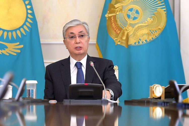 Президент Казахстана принял приглашение Путина приехать на парад Победы в Москву
