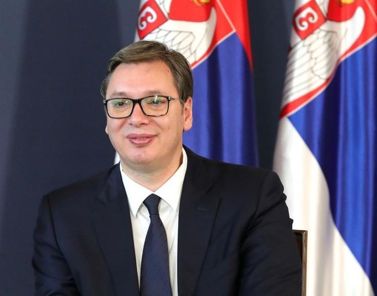 Президент Сербии готов посетить парад Победы в Москве