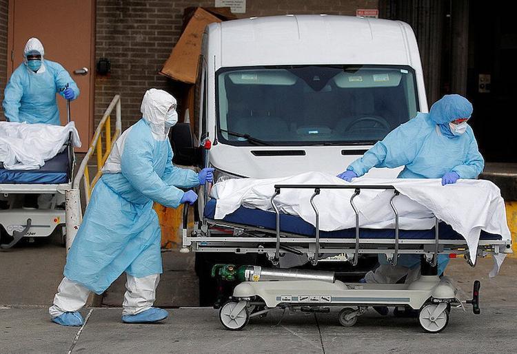 В Москве создана единственная в мире детальная классификация смертей от COVID-19
