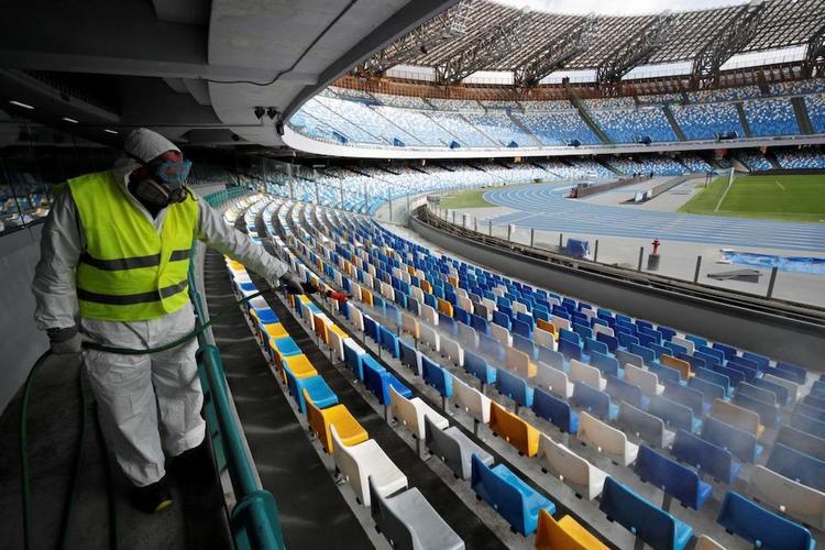 Из-за пандемии спортивные соревнования будут проходить в онлайн-формате