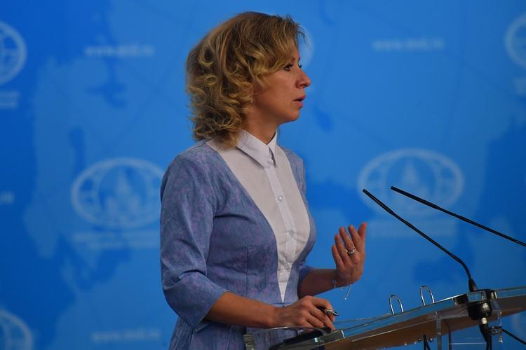 Мария Захарова проанализировала, с чем столкнулся мир в условиях пандемии