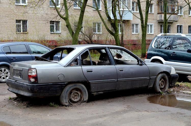 В Ялте поймали нарушителя на машине, числящейся в угоне в Интерполе