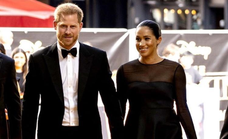 В соцсети нашли тайную личную страницу британского принца Гарри