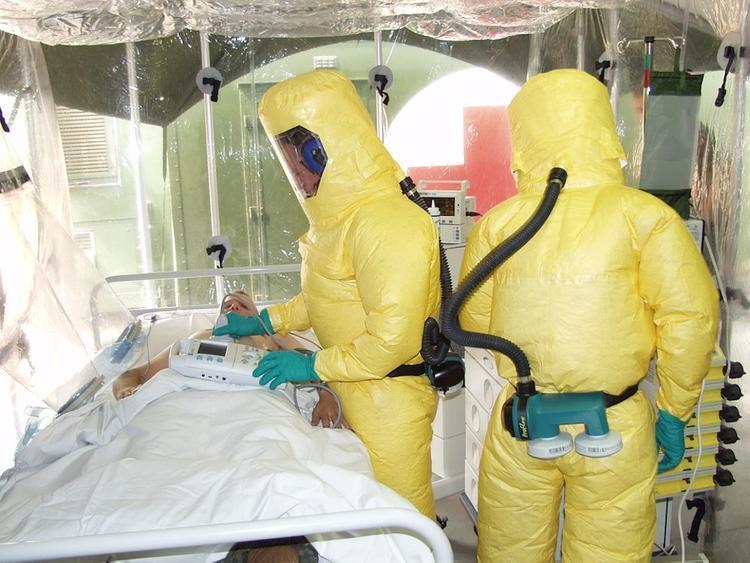 На северо-западе ДР Конго зафиксирована новая вспышка лихорадки Эбола