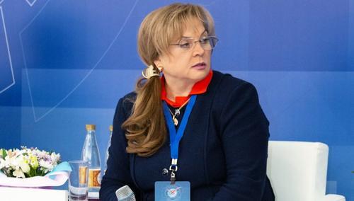 Памфилова объяснила, как обеспечат безопасность граждан на избирательных участках
