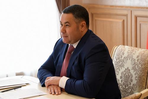 Губернатор Тверской области сообщил о региональных выплатах на детей 16 и 17 лет