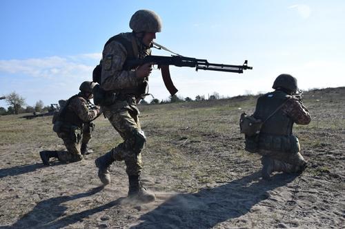 В ДНР раскрыли потери военных ВСУ в ночном бое с «правосеками» под Мариуполем