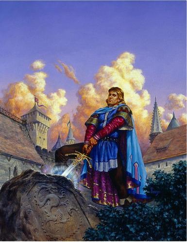 «Король в тяжёлых латах». Ошибочность представлений об Артуре Пендрагоне и Рыцарях Круглого стола