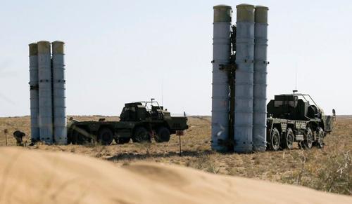 Эфиопия перебрасывает комплексы С-300 для защиты от Египта