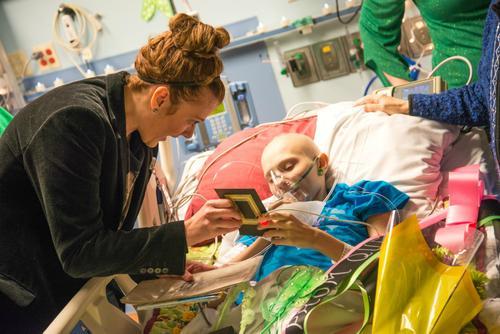 Душераздирающие истории исполнения последних желаний смертельно больных