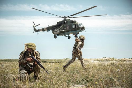 Назван возможный признак подготовки Украины к военному вторжению в ДНР и ЛНР